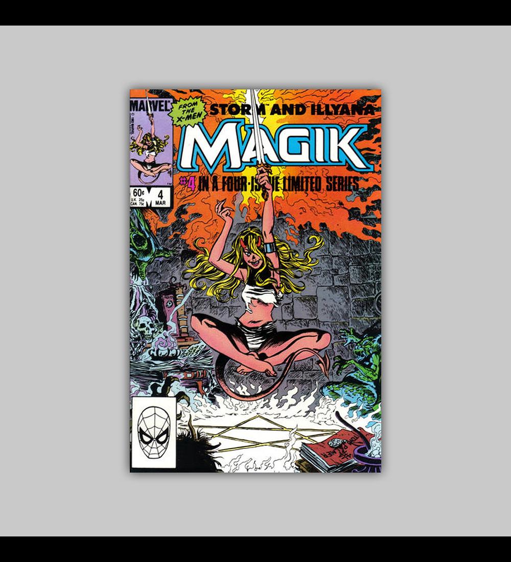 Magik: Storm and Illiyana 4 1984