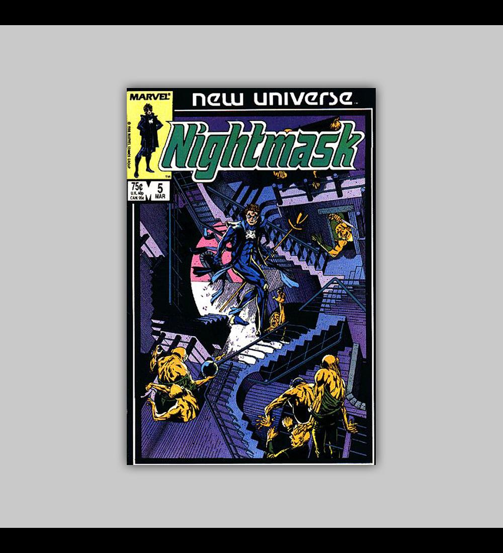 Nightmask 5 VF (8.0) 1987