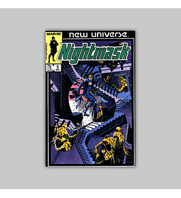 Nightmask 5 VF (8.0) 1987