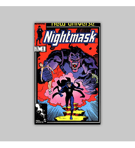Nightmask 6 VF (8.0) 1987