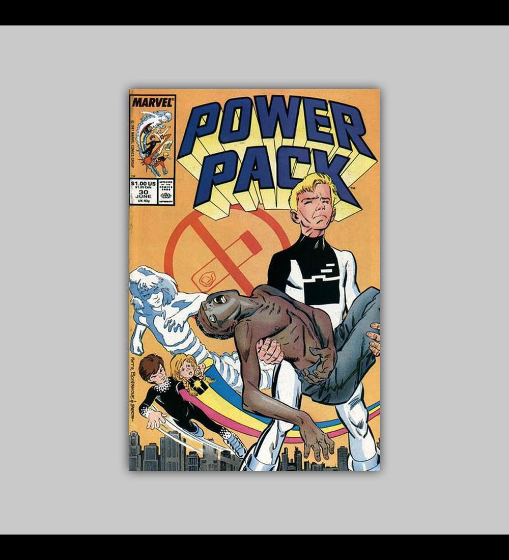 Power Pack 30 1987