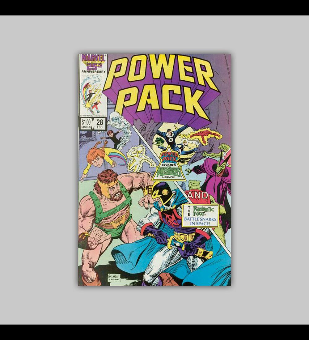 Power Pack 28 1987