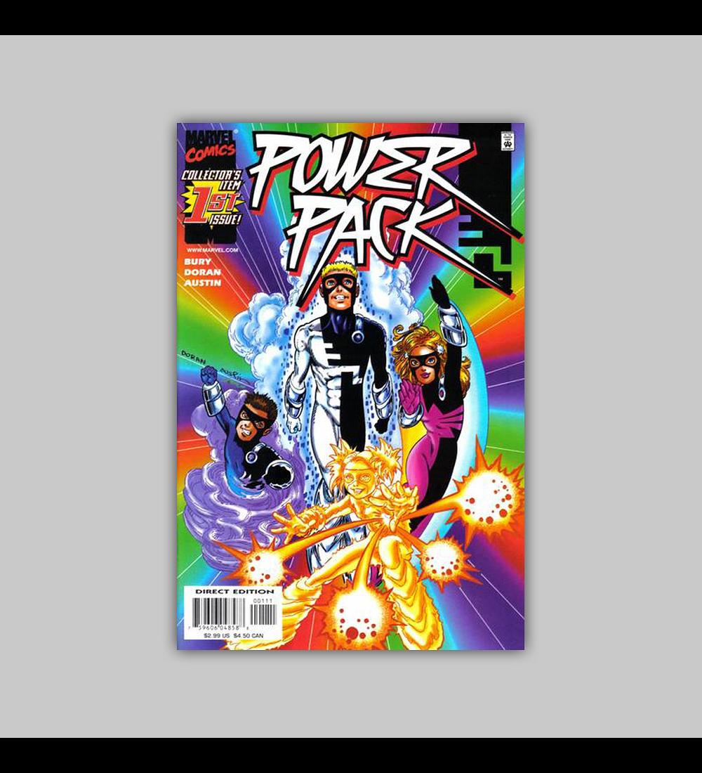 Power Pack: Peer Pressure 1 2000