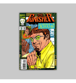 Punisher: Origin of Microchip 2 1993