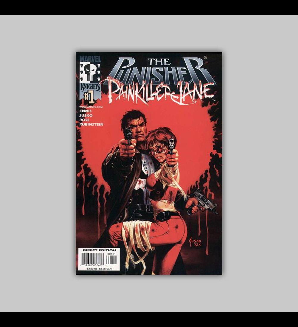 Punisher/Painkiller Jane 1 2001