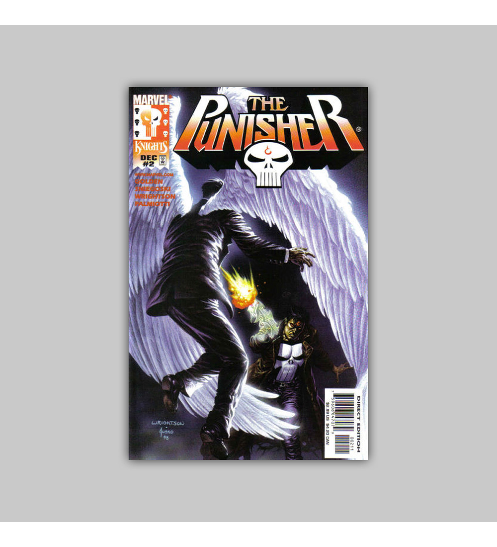The Punisher 2 1998