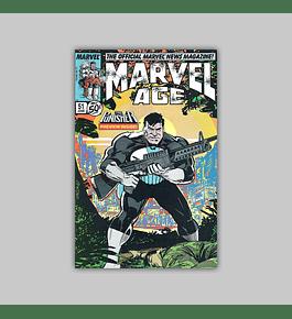 Marvel Age 51 1986