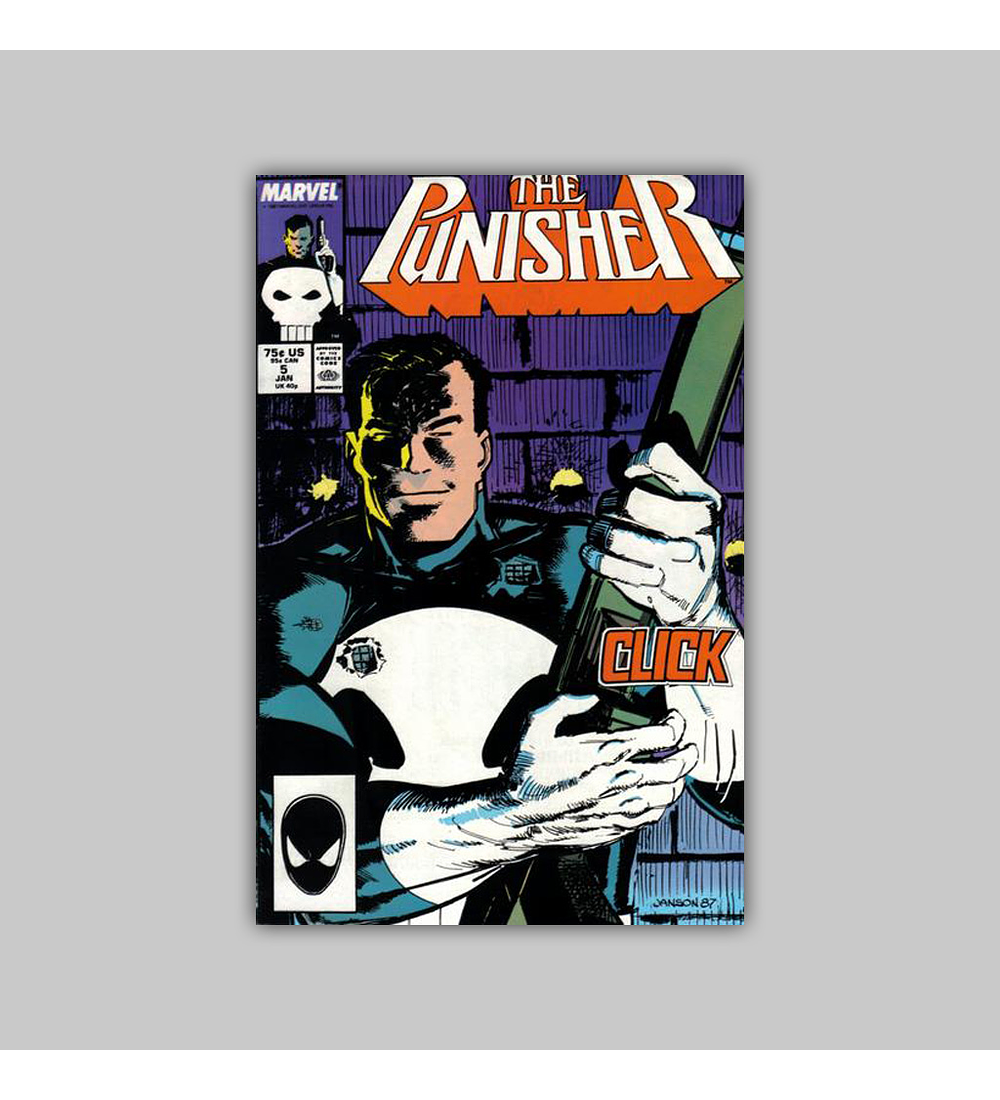 The Punisher 5 1988
