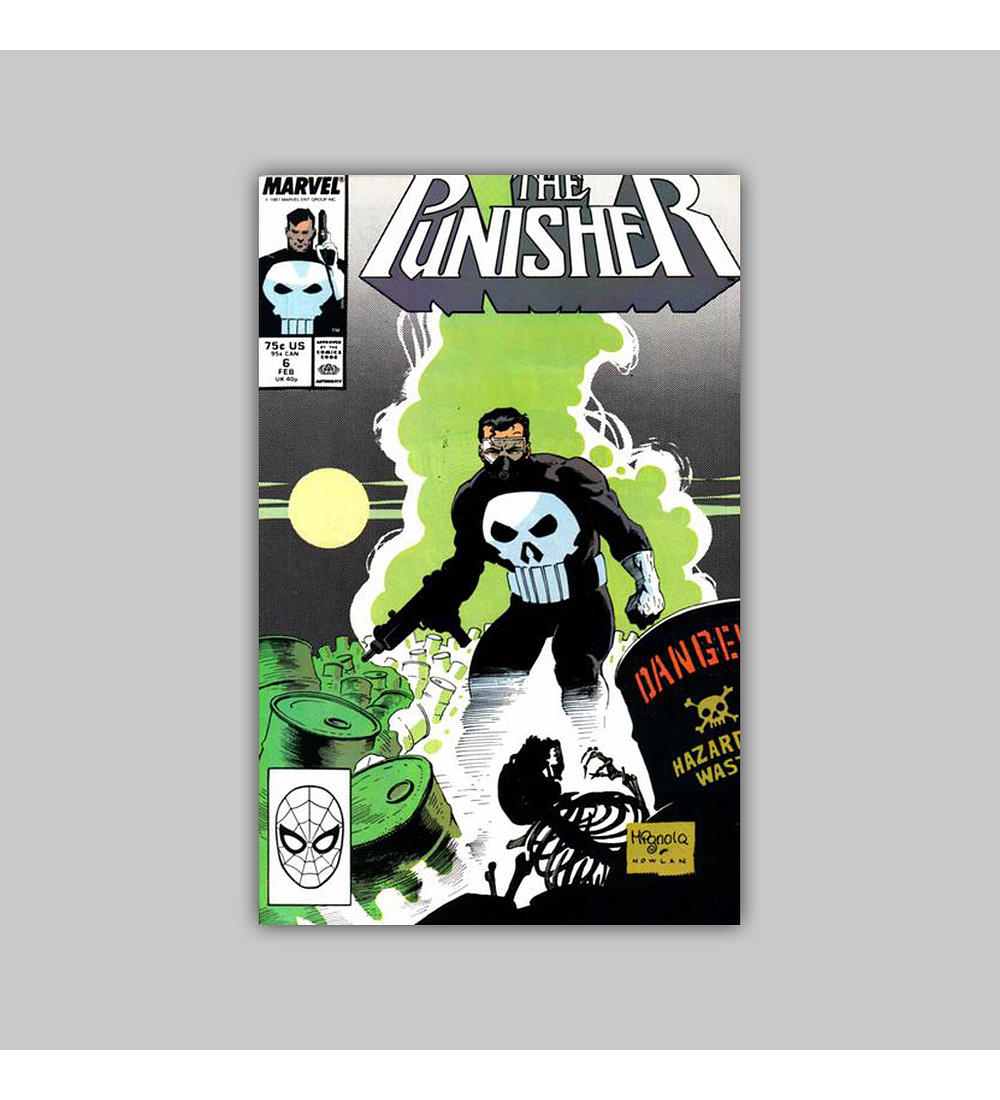 The Punisher 6 1988