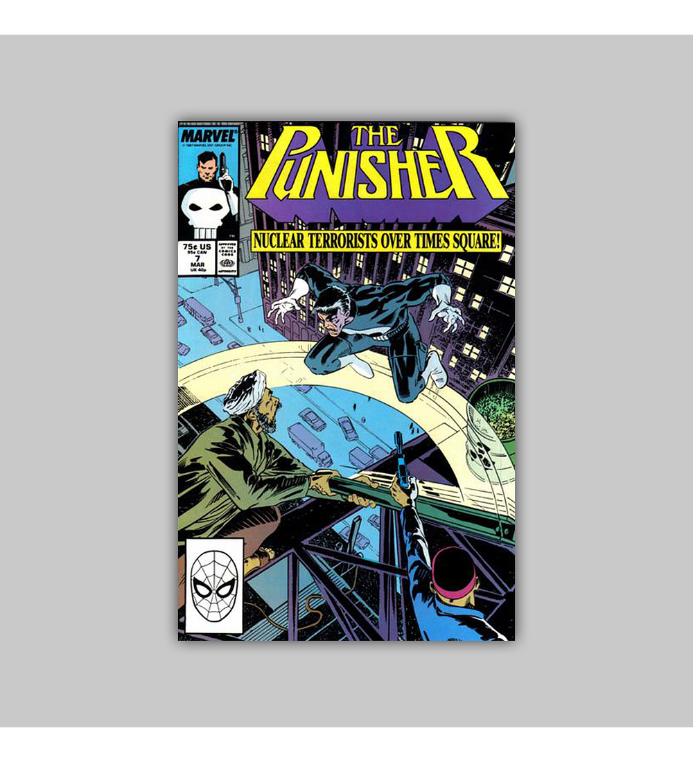 The Punisher 7 1988