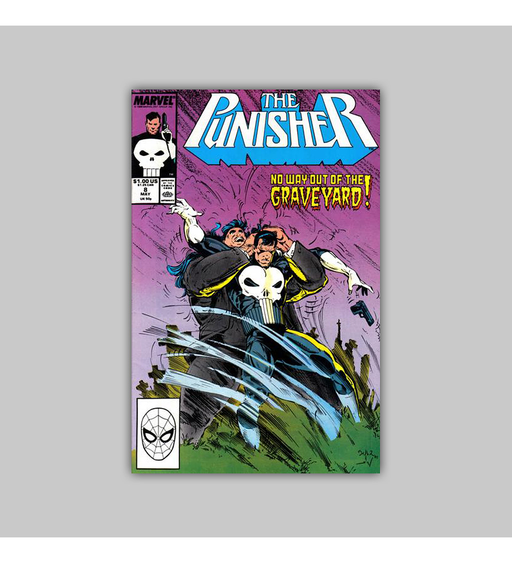 The Punisher 8 1988