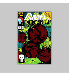 The Punisher Holiday Special 1 Foil 1993