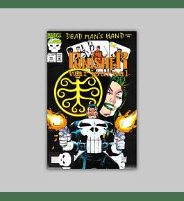 The Punisher War Journal 45 1992