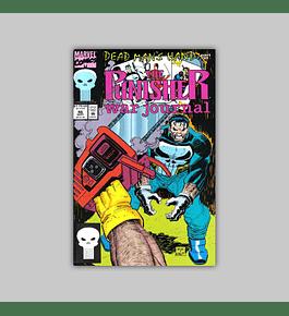 The Punisher War Journal 46 1992