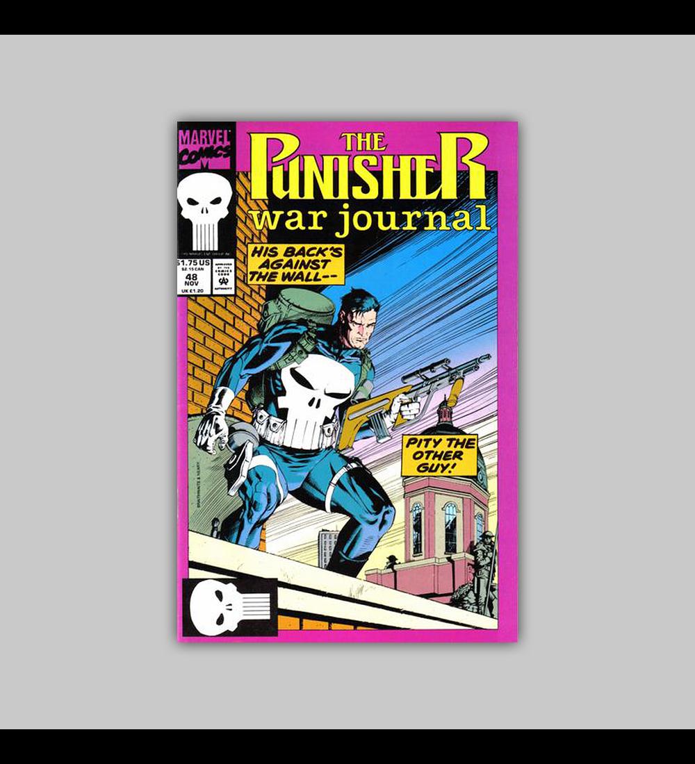 The Punisher War Journal 48 1992