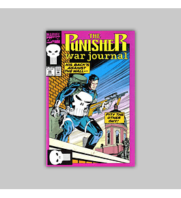 The Punisher War Journal 48 1992