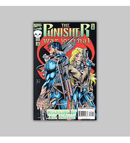The Punisher War Journal 74 1995