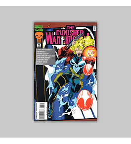 The Punisher War Journal 76 1995