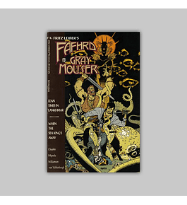 Fafhrd and the Grey Mouser 4 1991