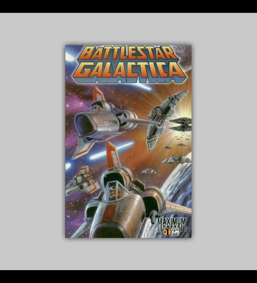 Battlestar Galactica Special Edition 1 1997
