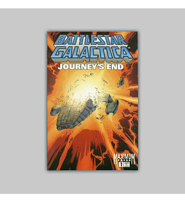 Battlestar Galactica: Journey's End 1 1996