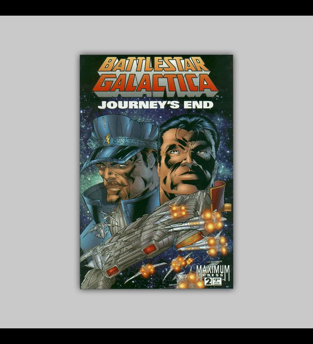 Battlestar Galactica: Journey's End 2 1996