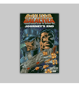 Battlestar Galactica: Journey's End 2 1996