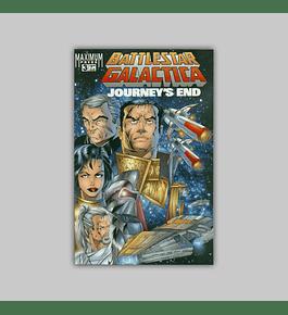 Battlestar Galactica: Journey's End 3 1996