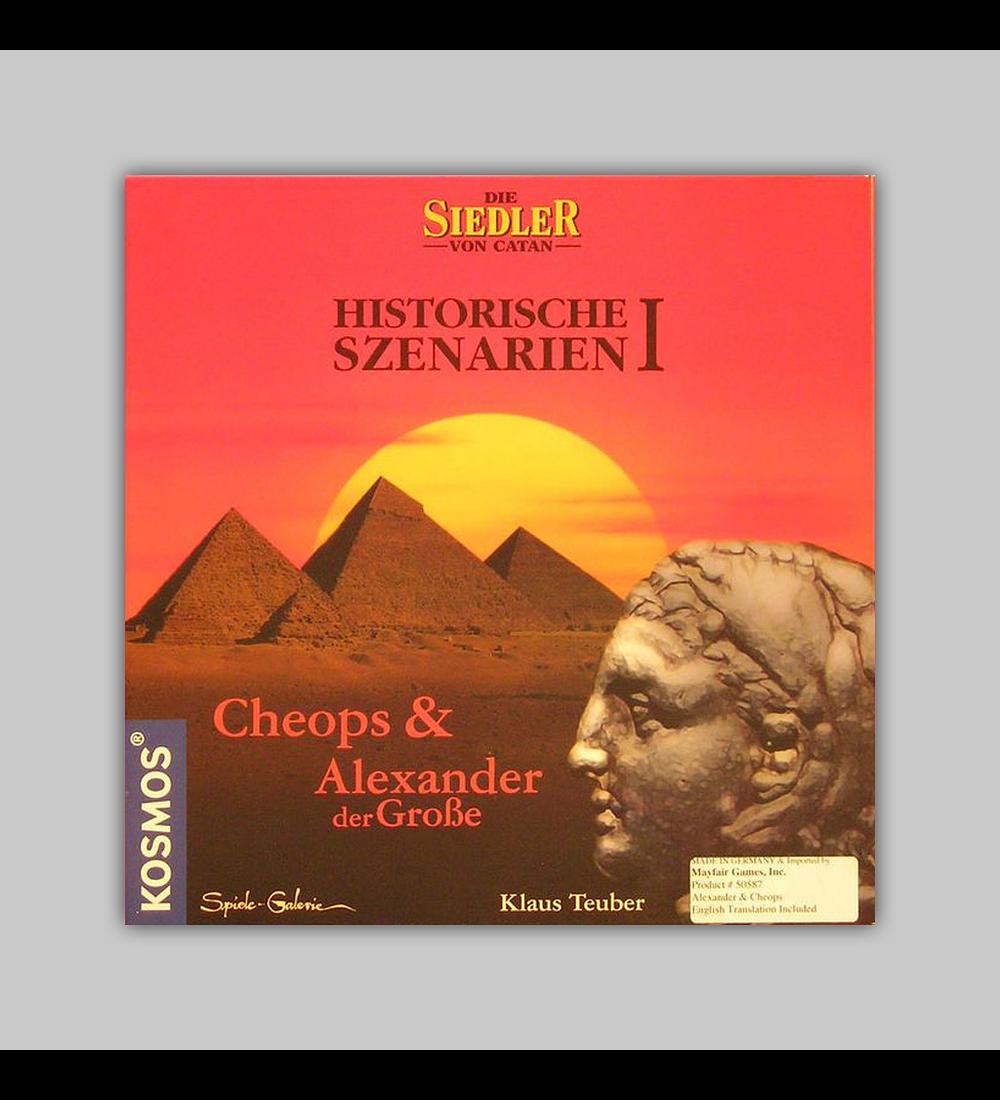 Settlers: Alexander & Cheops