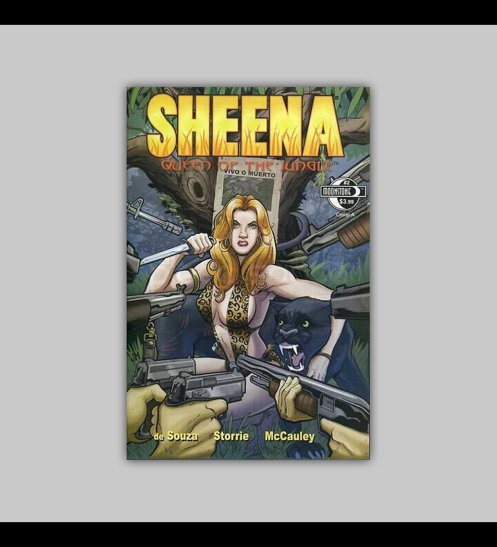 Sheena 2 2014