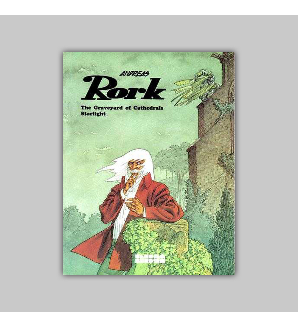 Rork Vol. 3: Graveyard of Cathedrals & Starlight 1992