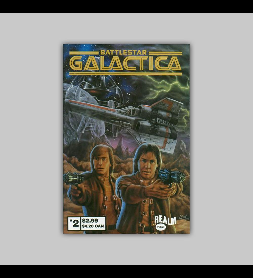 Battlestar Galactica 2 1998