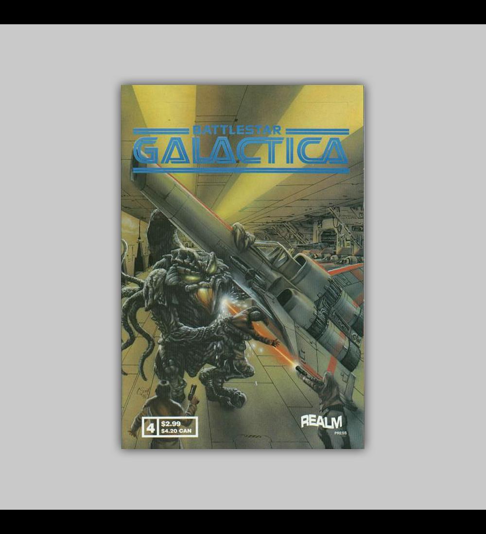 Battlestar Galactica 4 1998