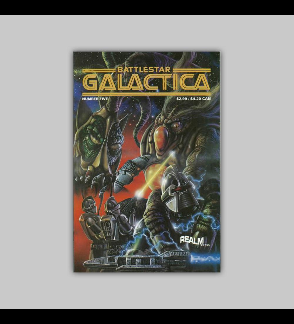 Battlestar Galactica 5 1998