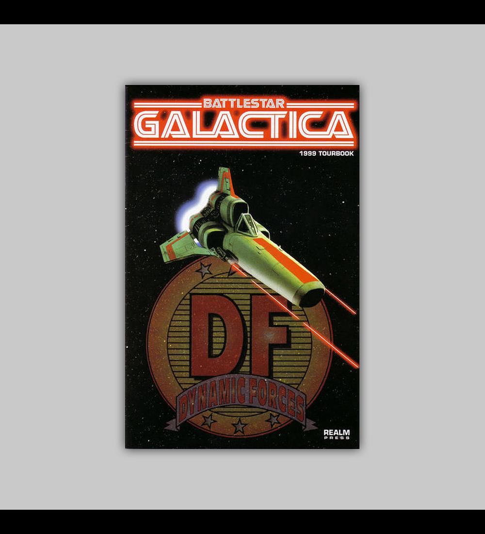 Battlestar Galactica 1999 Tourbook 1999