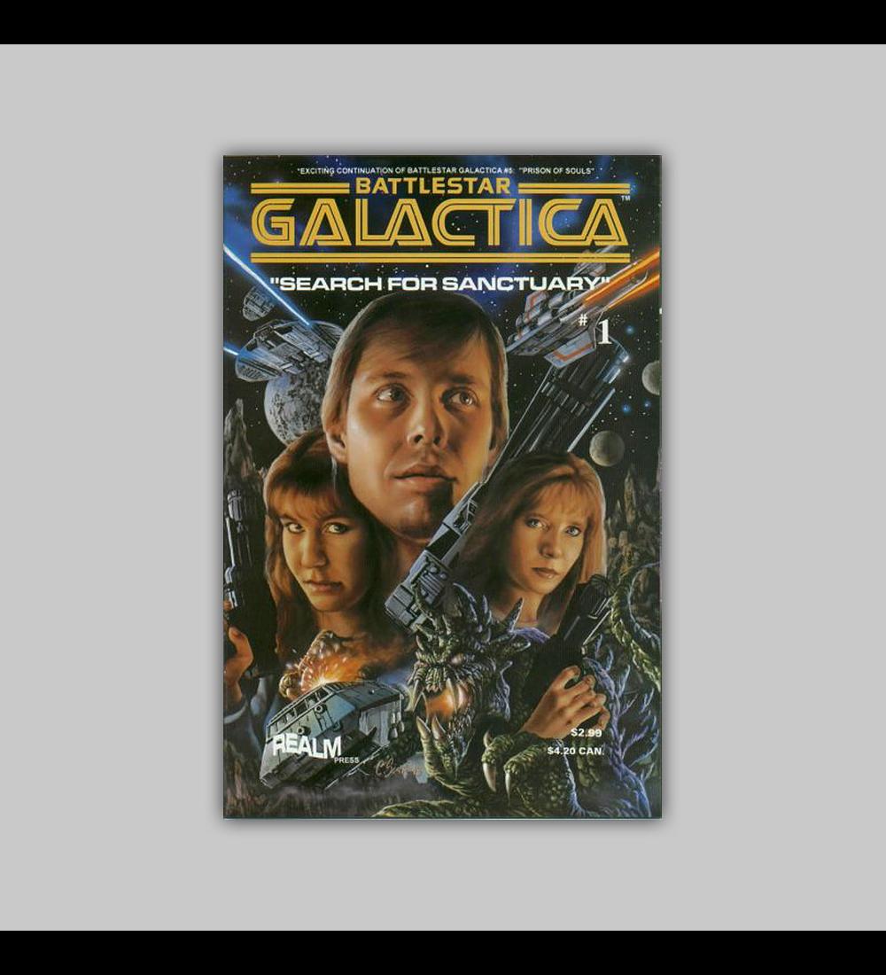 Battlestar Galactica: Search for Sanctuary 1 1998