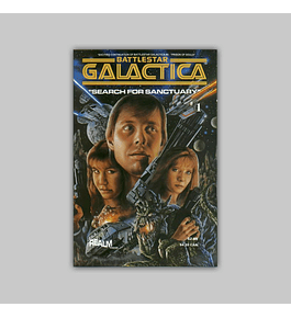 Battlestar Galactica: Search for Sanctuary 1 1998