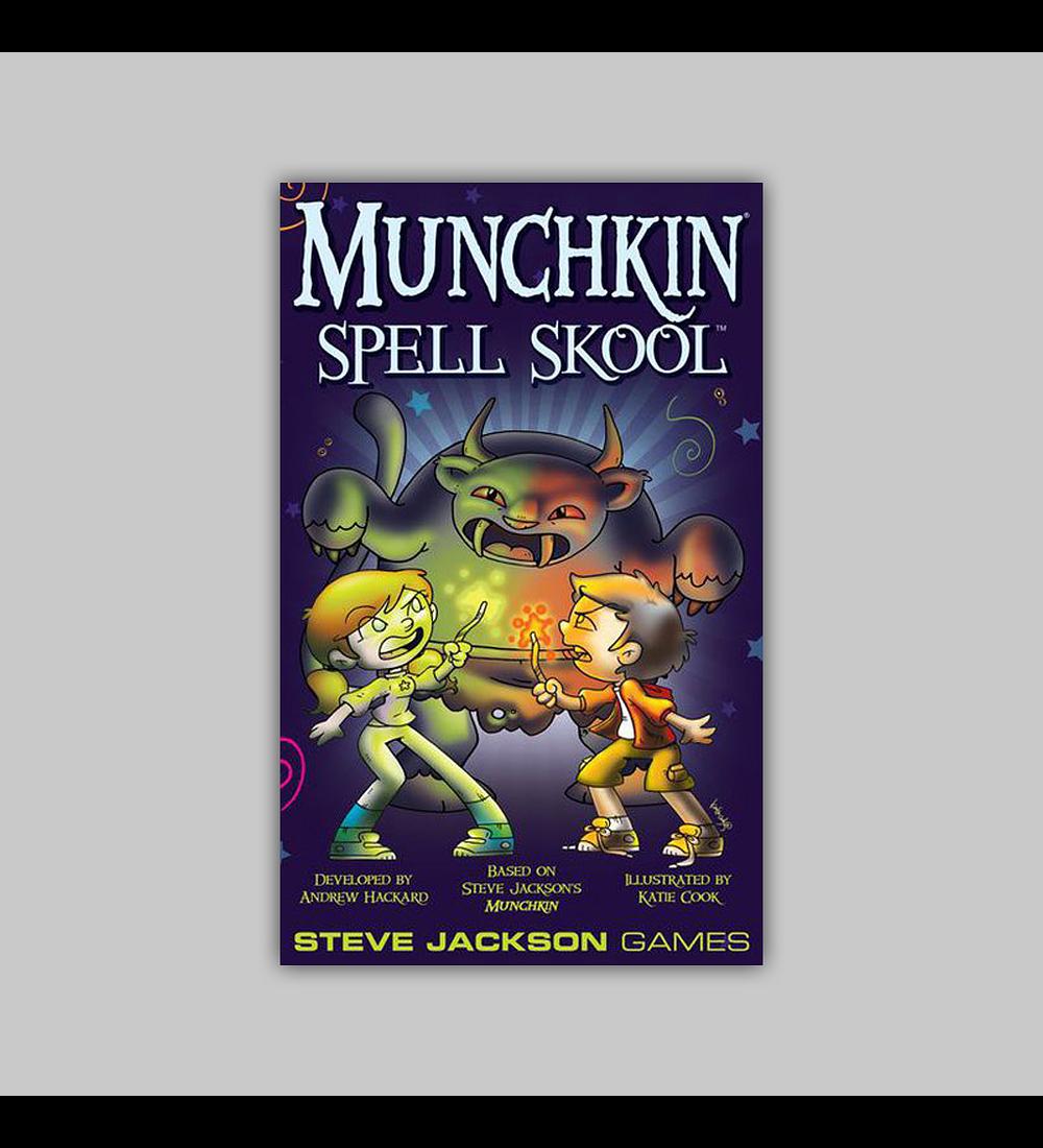 Munchkin: Spell Skool Deluxe 2018