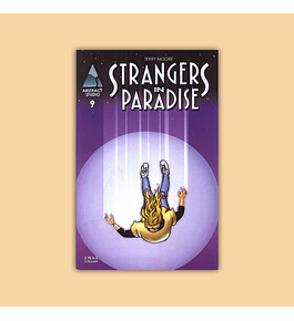 Strangers in Paradise (Vol. 3) 9 1997