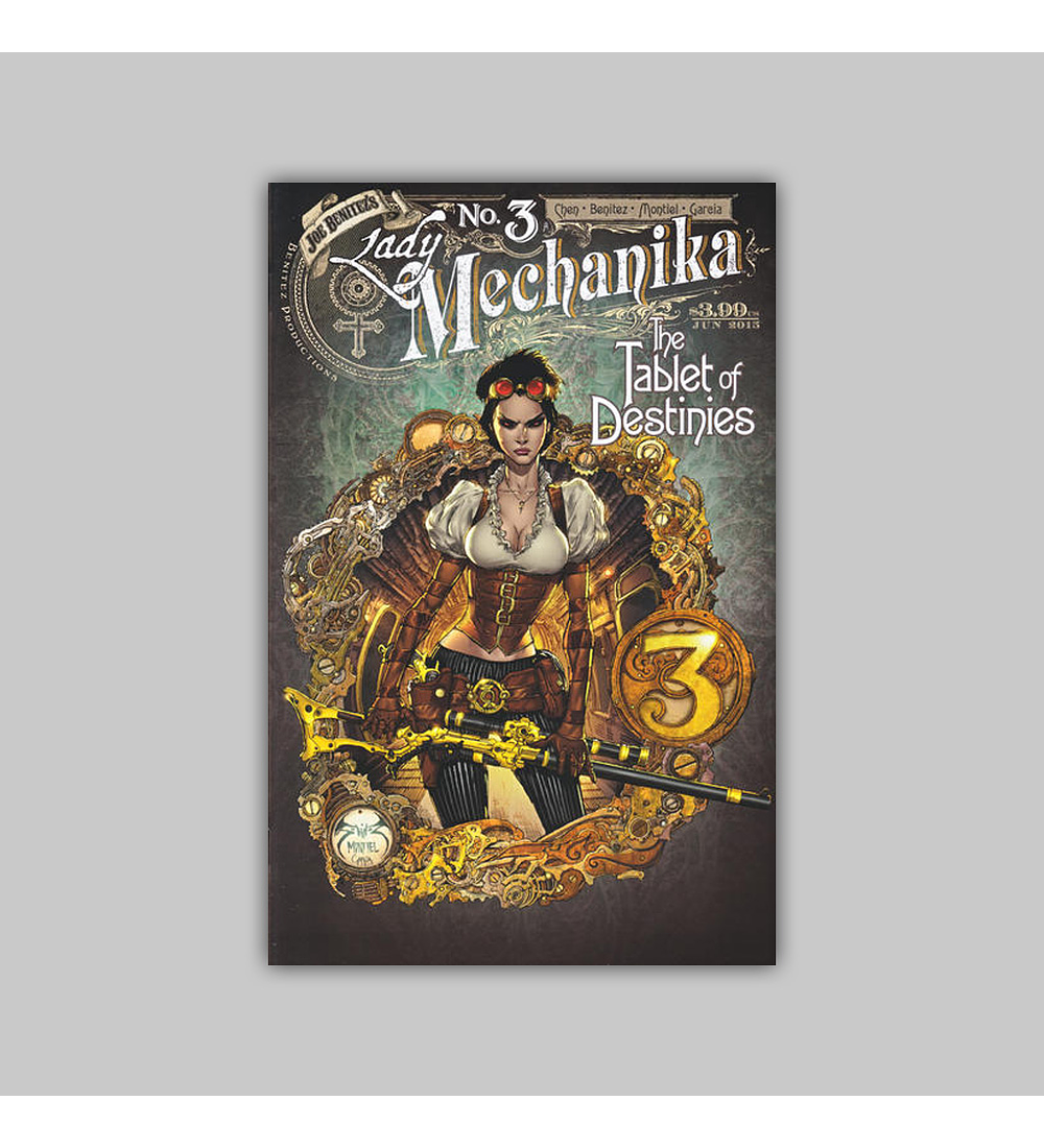 Lady Mechanika: The Tablet of Destinies 3 2015