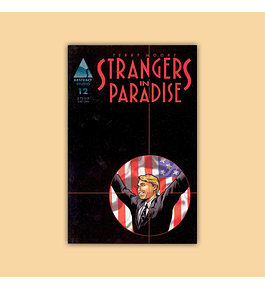 Strangers in Paradise (Vol. 3) 12 1998