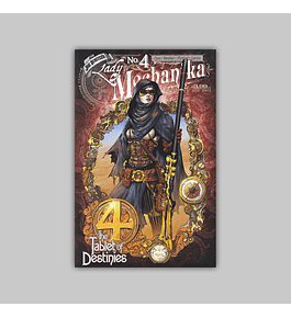 Lady Mechanika: The Tablet of Destinies 4 2015