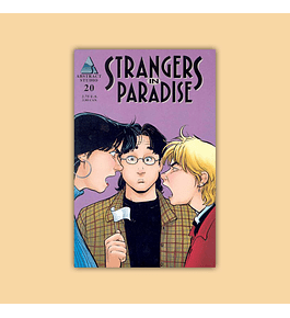 Strangers in Paradise (Vol. 3) 20 1998