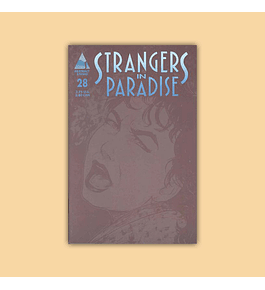 Strangers in Paradise (Vol. 3) 28 1999