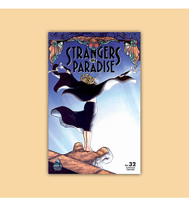 Strangers in Paradise (Vol. 3) 32 2000