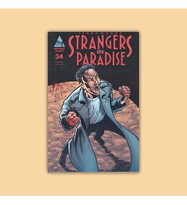 Strangers in Paradise (Vol. 3) 34 2000