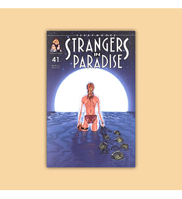 Strangers in Paradise (Vol. 3) 41 2001