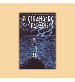 Strangers in Paradise (Vol. 3) 42 2001