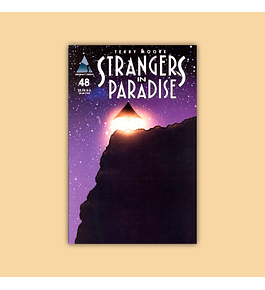 Strangers in Paradise (Vol. 3) 48 2002