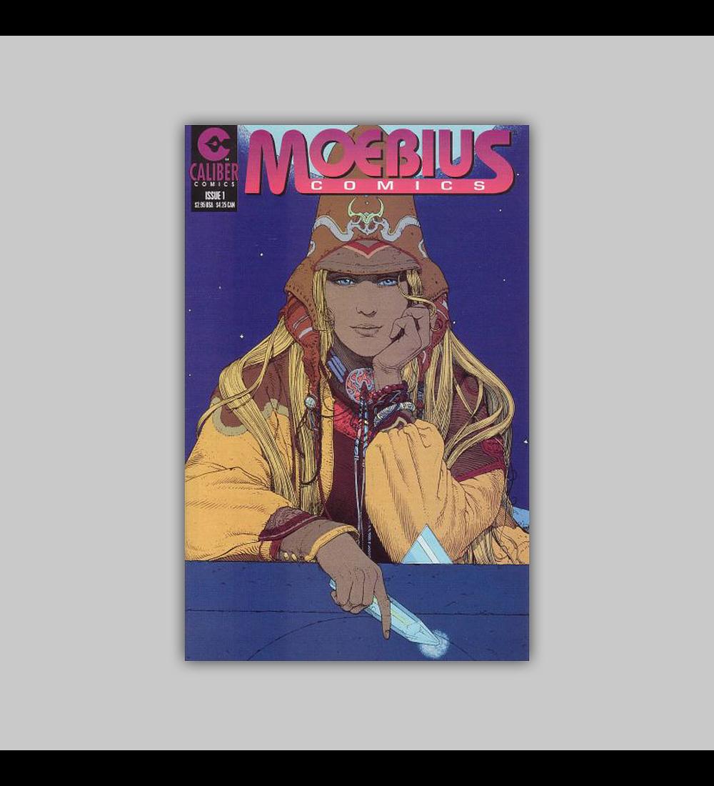 Moebius Comics 1 1996